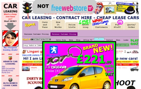 shite website edited